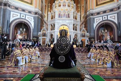 РПЦ оценит решение Элладской церкви об автокефалии ПЦУ