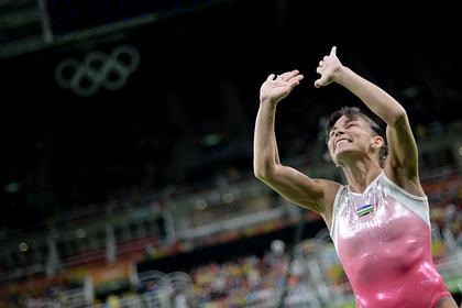 Выступавшая за СССР гимнастка приготовилась к восьмой Олимпиаде в карьере
