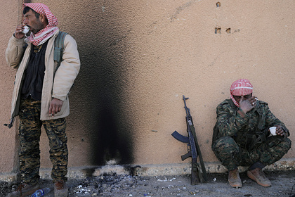 Стало известно о планах курдов просить помощи у России