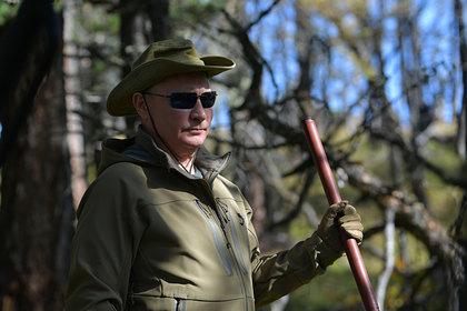 Объяснена любовь Путина к отдыху в России