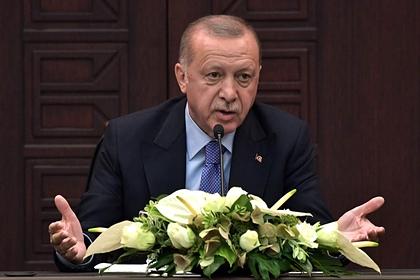 Эрдоган объяснил присутствие турецкой армии в Сирии