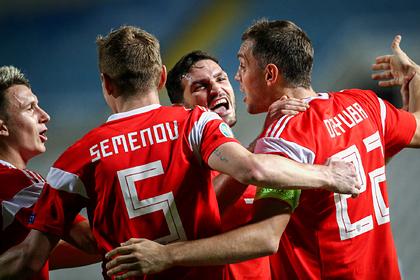 Сборная России разгромила Кипр. Черчесов вывел команду на Евро-2020