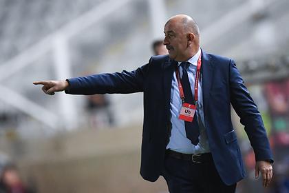 Черчесов прокомментировал выход сборной России на Евро-2020