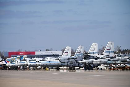 Турецкий военный самолет с американцами пролетит над Россией