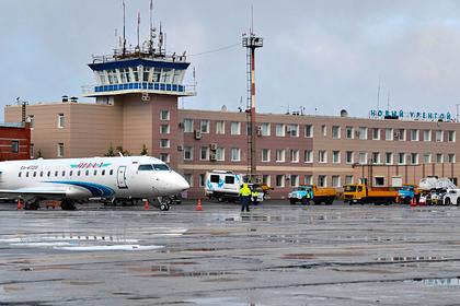 Российский аэропорт эвакуировали из-за забытого чемодана