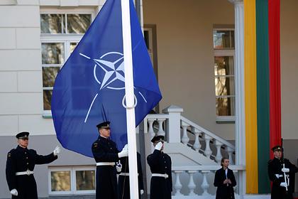 В Литве обосновались американские военные