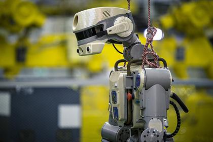 Российской робототехнике предсказали бурный рост