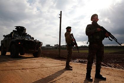 Турецкая армия получила подкрепление для противостояния сирийцам и курдам