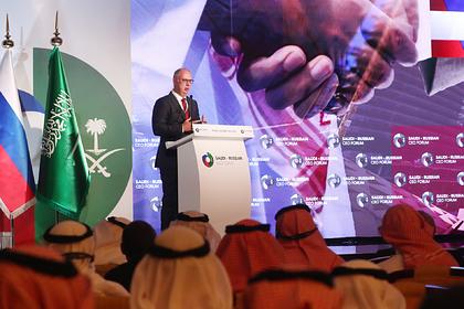 Саудовский нефтехимический гигант решил сотрудничать с российской компанией
