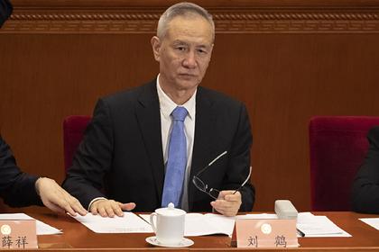 Китай передумал договариваться на условиях США