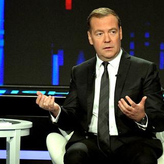 Дмитрий Медведева