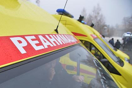 В России двенадцатилетняя девочка выжила после падения с восьмого этажа
