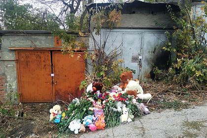 Российский мэр решил снести гаражи после убийства девятилетней девочки