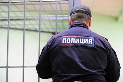 Нелегал из США избил российского полицейского