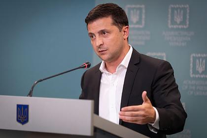 Зеленский пригрозил несогласным с независимостью Украины