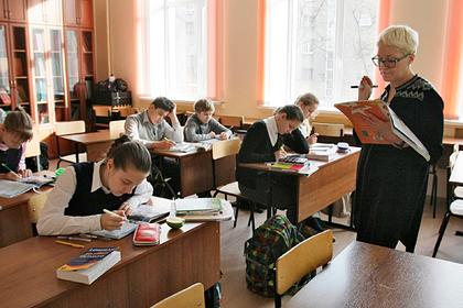Российские учителя оказались мало знакомы с нацпроектом «Образование»