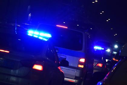В Москве налетчики на трех машинах со стрельбой ограбили водителя