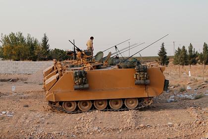Россия открестилась от согласия с вторжением Турции в Кобани
