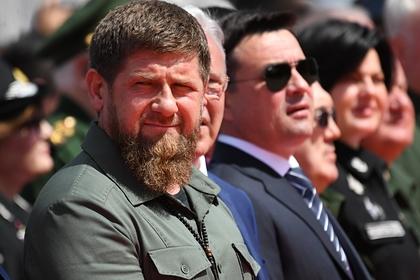 В Чечне назвали фейком сообщения о «зачистке» ближайшего окружения Кадырова