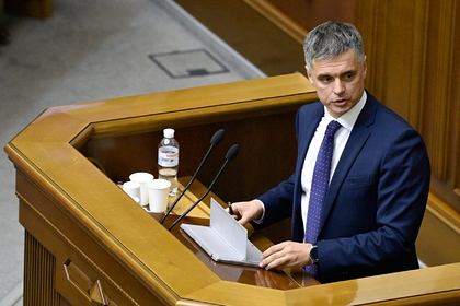 Украина рассказала об альтернативе «формуле Штайнмайера»