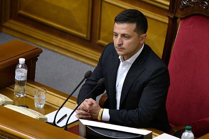 Украинские националисты дали Зеленскому время для выполнения их требований