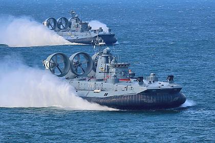 Россия подготовится «закупорить» Балтийское и Черное моря