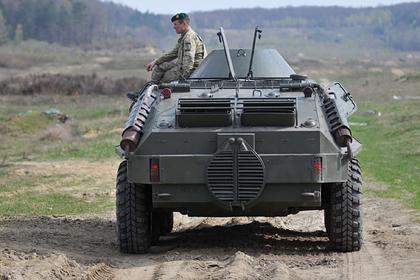 В ЛНР заявили об укреплении позиций украинских военных