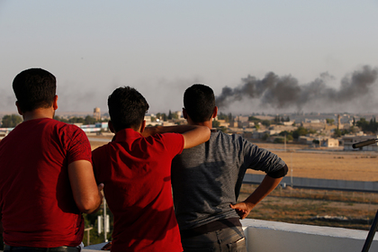 Курды отбили у турецких войск ключевой город