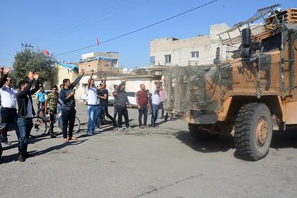 Эрдоган похвастался «освобожденными» землями в Сирии