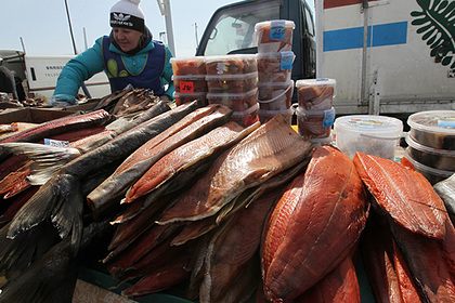 В российской рыбе не отыскали паразитов