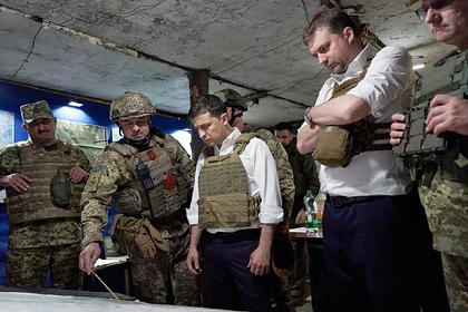 Зеленского подняли на смех за наряд на День защитника Украины
