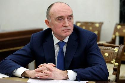 В отношении похитившего 20 миллиардов рублей экс-губернатора возбудили дело