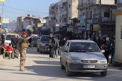 Манбидж полностью перешел под контроль Сирии