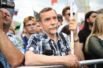 В России захотели ликвидировать движение защиты прав человека