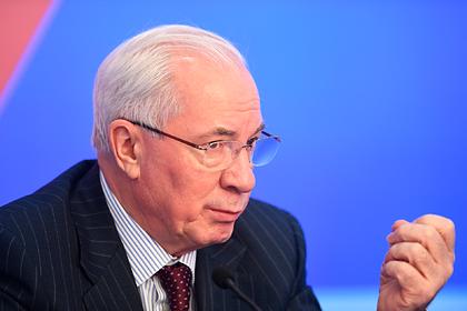 Бывший премьер Украины раскрыл роль Путина в его переезде в Россию