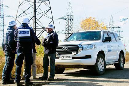 В ОБСЕ заявили о невозможности менять «формулу  Штайнмайера»