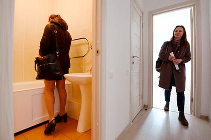 В России снизили ставку по ипотеке для покупателей больших квартир