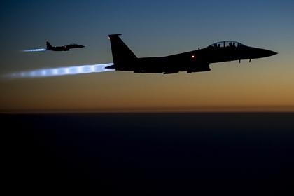 США перехватили турецкие истребители над Сирией