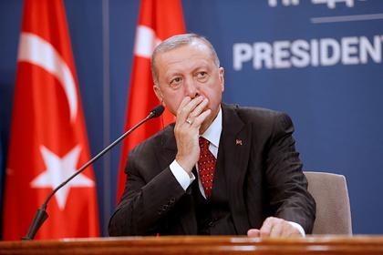 Турция объяснилась за встречу Эрдогана с депутатами из Крыма