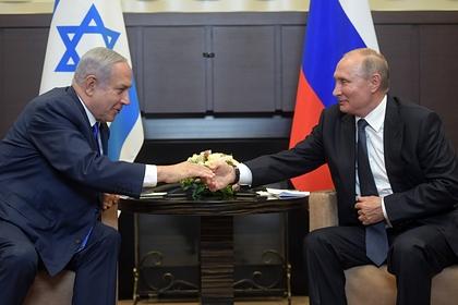 Кремль отреагировал на просьбу Нетаньяху о милосердии