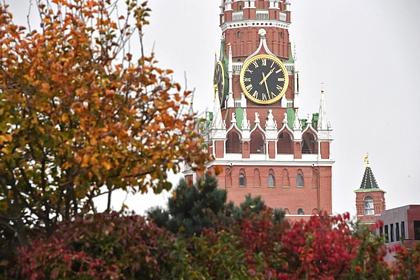 Россиянам пообещали теплый ноябрь