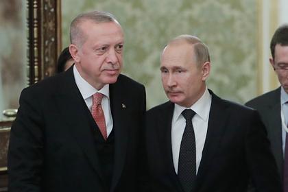 Эрдоган приедет в Россию в октябре