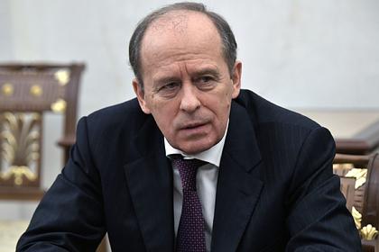 Глава ФСБ рассказал о сотнях задержанных в России террористов