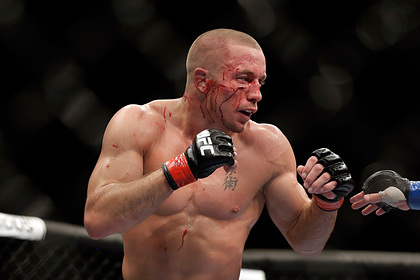 Бывший чемпион UFC Сен-Пьер выразил готовность драться с Нурмагомедовым