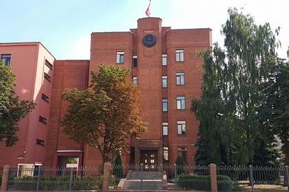 Белорусские силовики опровергли задержание россиянки