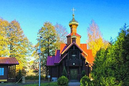 В Петербурге признали храм незаконной постройкой и захотели его снести