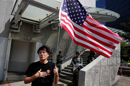 Китай и США нашли новый повод для конфликта