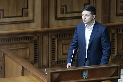 Зеленский назвал условие разведения войск в Донбассе
