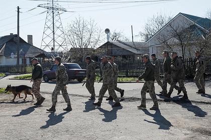 Киев обвинил Донбасс в принудительной вербовке заключенных