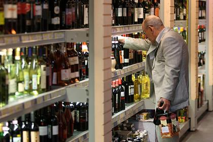 В России стало меньше алкоголиков